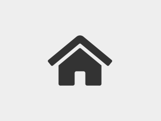 Grey house icon